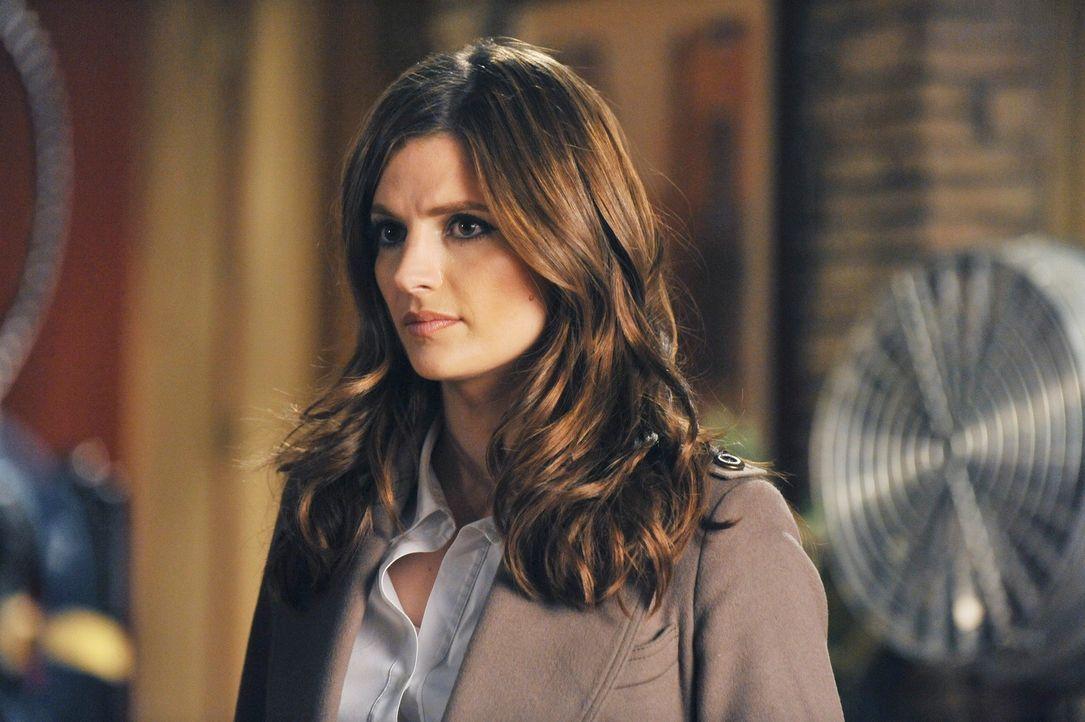 """Die Hauptautorin der seit Ewigkeiten erfolgreichen Seifenoper  """"Temptation Lane"""", wird ermordet. Ein neuer Fall für Kate Beckett (Stana Katic) und i... - Bildquelle: ABC Studios"""