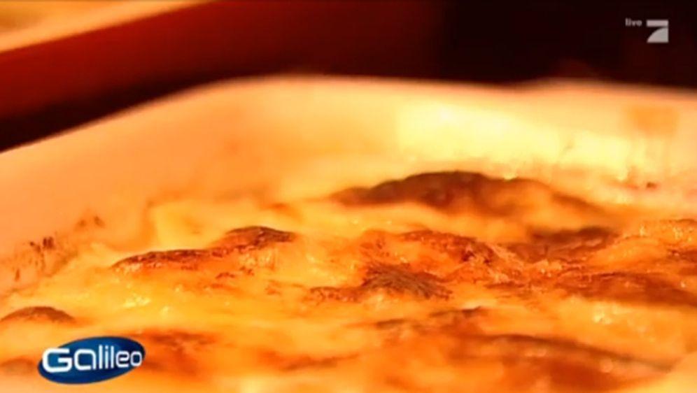 Kartoffelgratin - Einfach und Lecker. Garantiert - Bildquelle: ProSieben