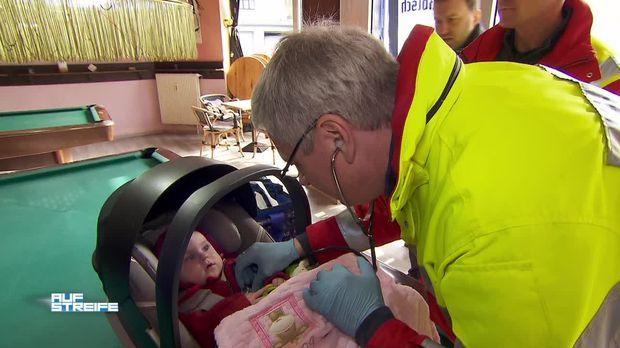 Auf Streife - Auf Streife - Baby Ausgesetzt