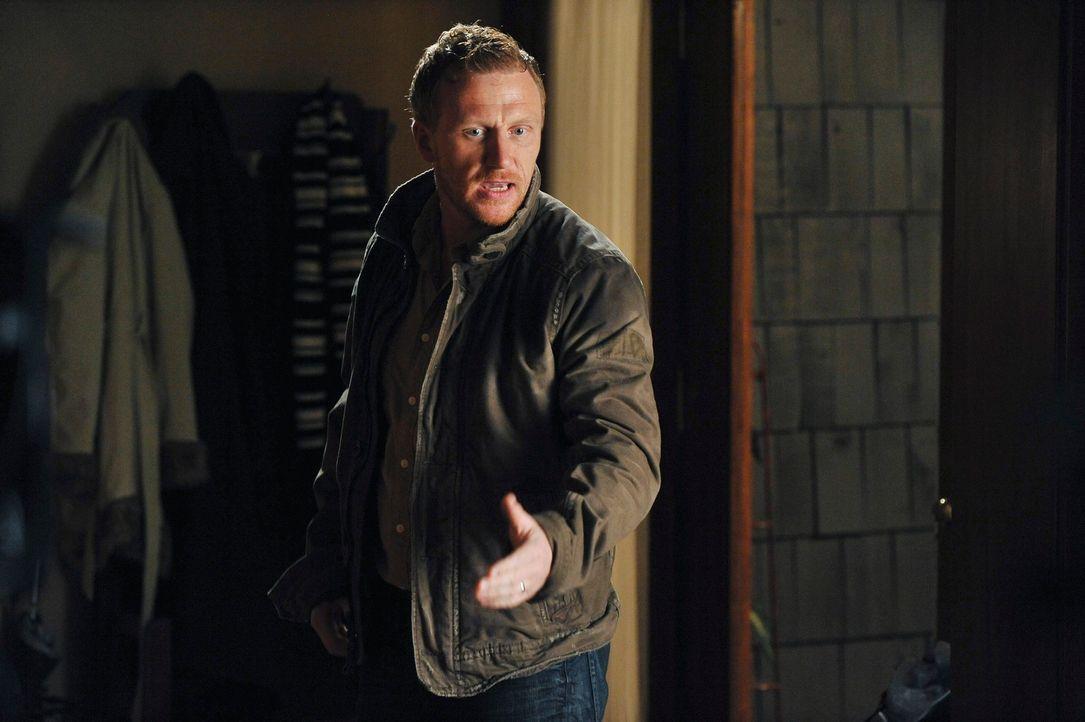 Hofft, dass durch die Heirat mit Cristina alles wieder gut wird: Owen (Kevin McKidd) ... - Bildquelle: ABC Studios