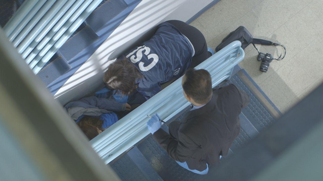 Am Morgen des 30. November 1984 wird die 20-jährige Mathematikstudentin Deborah Wilson tot im Treppenhaus der Drexel University gefunden. War sie nu... - Bildquelle: LMNO Cable Group
