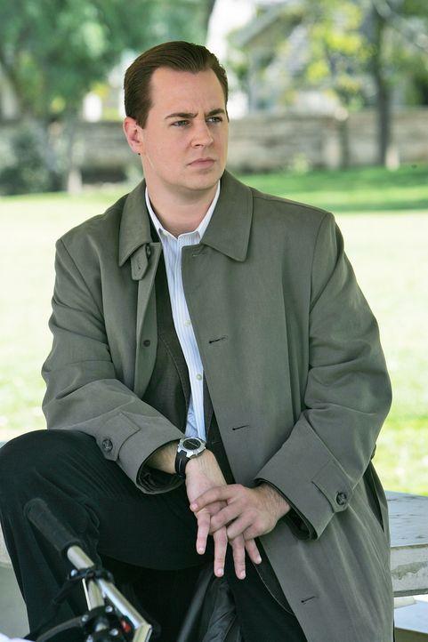 Nach und nach gibt Noah zu, die Waffe nicht auf dem Spielplatz, sondern im Wald neben einer Leiche gefunden zu haben. McGee (Sean Murray) und seine... - Bildquelle: CBS Television
