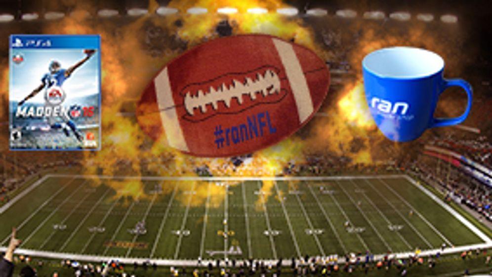 Super Bowl Gewinnspiel