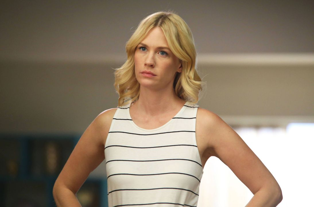 Wird Melissa (January Jones) die Beziehung mit Todd wirklich beenden? - Bildquelle: 2015-2016 Fox and its related entities.  All rights reserved.