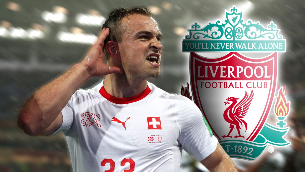Xherdan Shaqiri (Zugang FC Liverpool) - Bildquelle: 2018 Getty Images