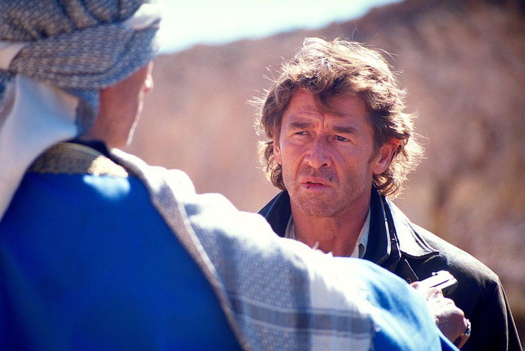 Kaum jemand ist mit dem fremden Land und den Traditionen der Einheimischen so vertraut wie Marc Nehm (Peter Maffay) ... - Bildquelle: Heiko von Tippelskirch ProSieben