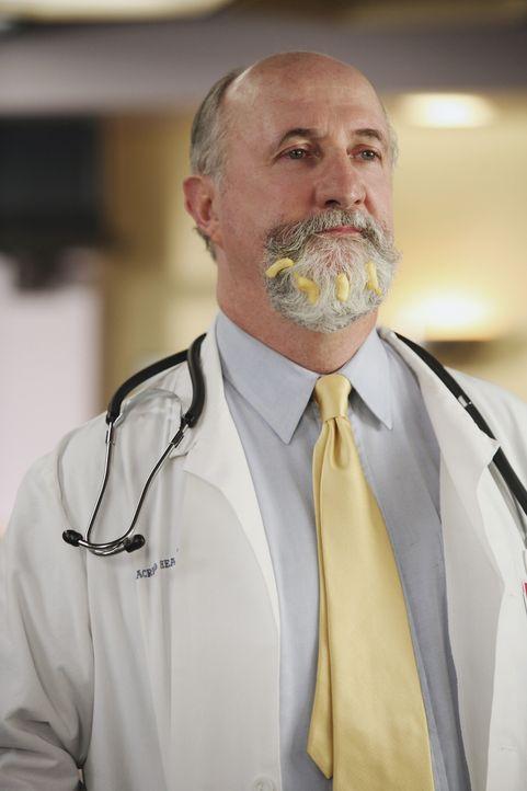 Eine haarige Angelegenheit: Mit Dr. Beardface (Geoff Stevenson) ist nicht zu spaßen ... - Bildquelle: Touchstone Television