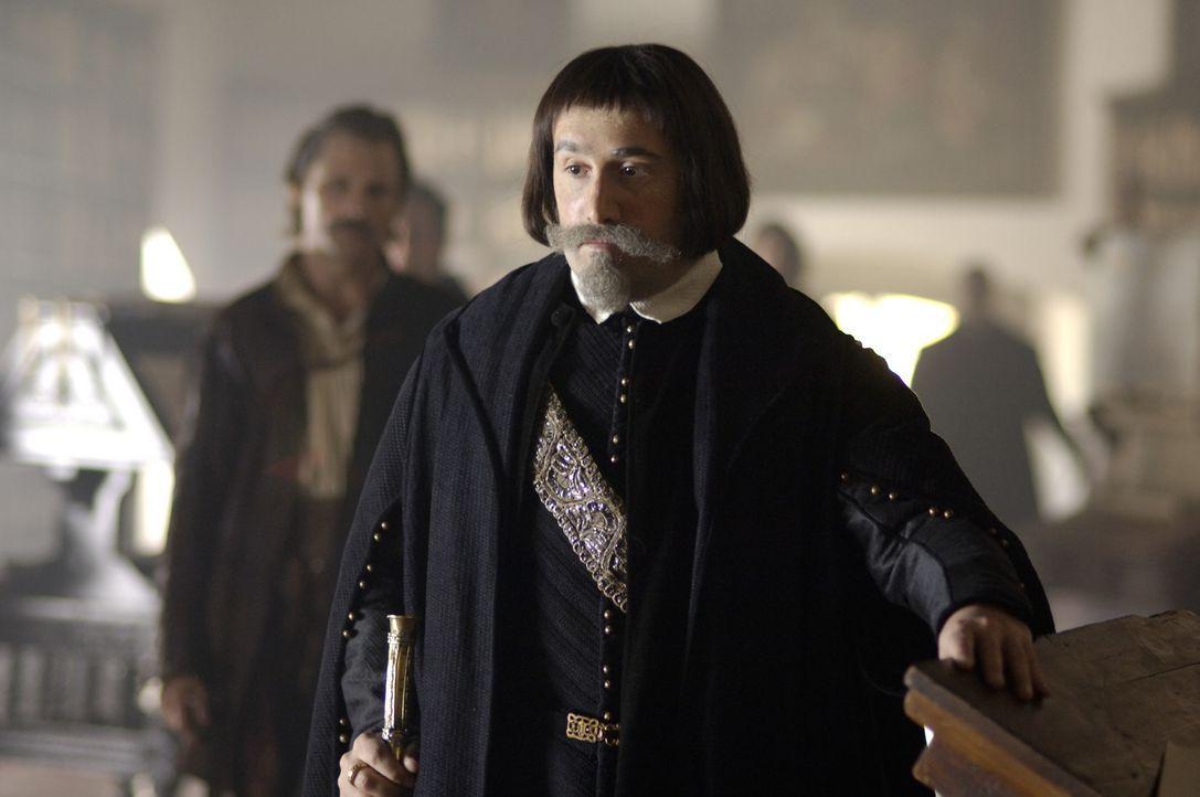 Spanien im 17. Jahrhundert: Die Inquisition regiert das Land. Um dem Land Frieden zu bringen, versucht der Graf von Olivares (Javier Cámara) eine e... - Bildquelle: José Haro TF1 International