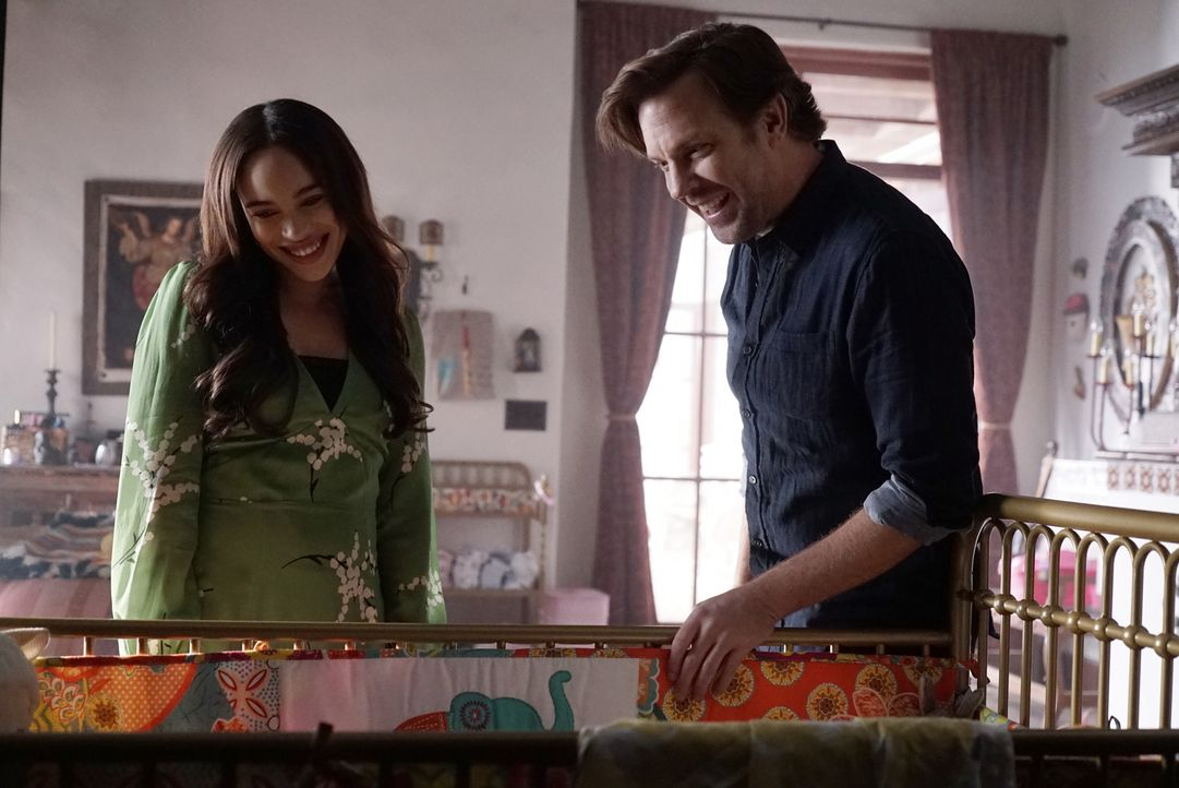 Erica (Cleopatra Coleman, l.); Mike (Jason Sudeikis, r.) - Bildquelle: 2017-2018 Fox and its related entities.  All rights reserved.