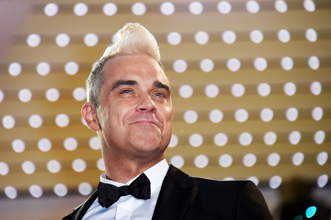 Cannes-Film-Festival-Robbie-Williams-150516-2-AFP - Bildquelle: AFP