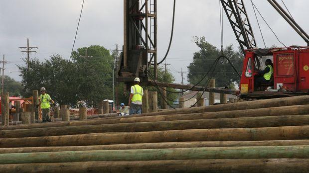 Unverzichtbarer Rohstoff: Holz ist noch immer ein wichtiger Bestandteil des t...