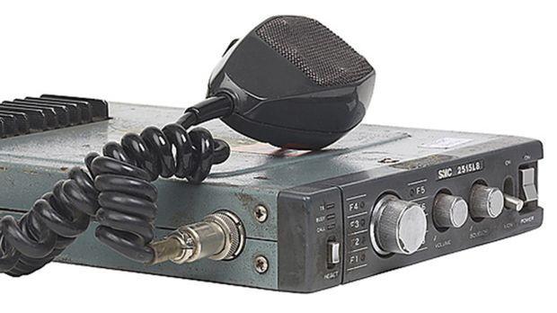 Erfindung der 70er: Der CB-Funk ist eine Jedermannfunkanwendung - ein öffentl...