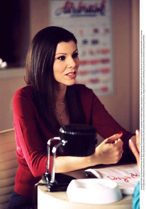 Schweren Herzens hat sich Lydia (Heather Paige Kent) entschieden, Dr. Hackett zu vergessen ... - Bildquelle: CBS Television