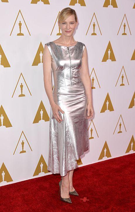 Cate-Blanchett-140210-getty-AFP - Bildquelle: AFP