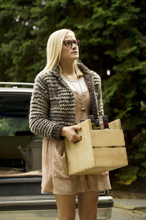 Während Eliot und Margo hoffen, dass Alice (Olivia Taylor Dudley) sie mit ihrer berühmten Tante bekannt macht, muss Julia erneut ihren Platz in der... - Bildquelle: 2015 Syfy Media Productions LLC. ALL RIGHTS RESERVED.