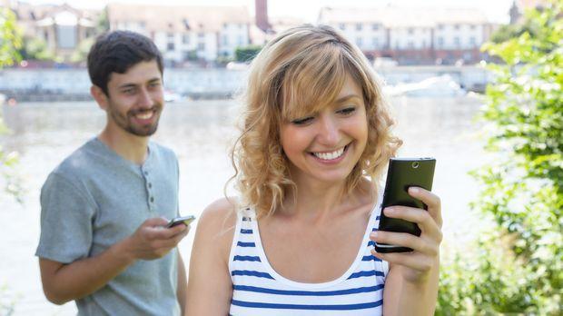Online flirten wie