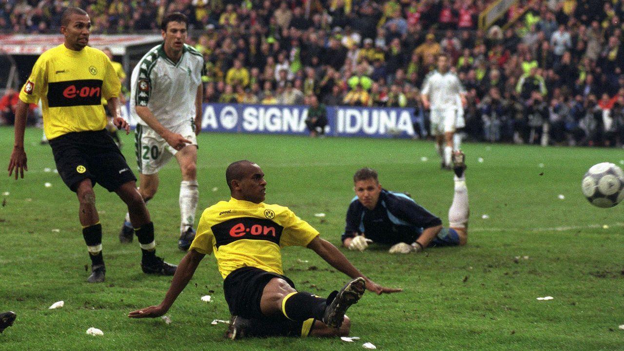 Borussia Dortmund (Saison 2001/02) - Bildquelle: Imago
