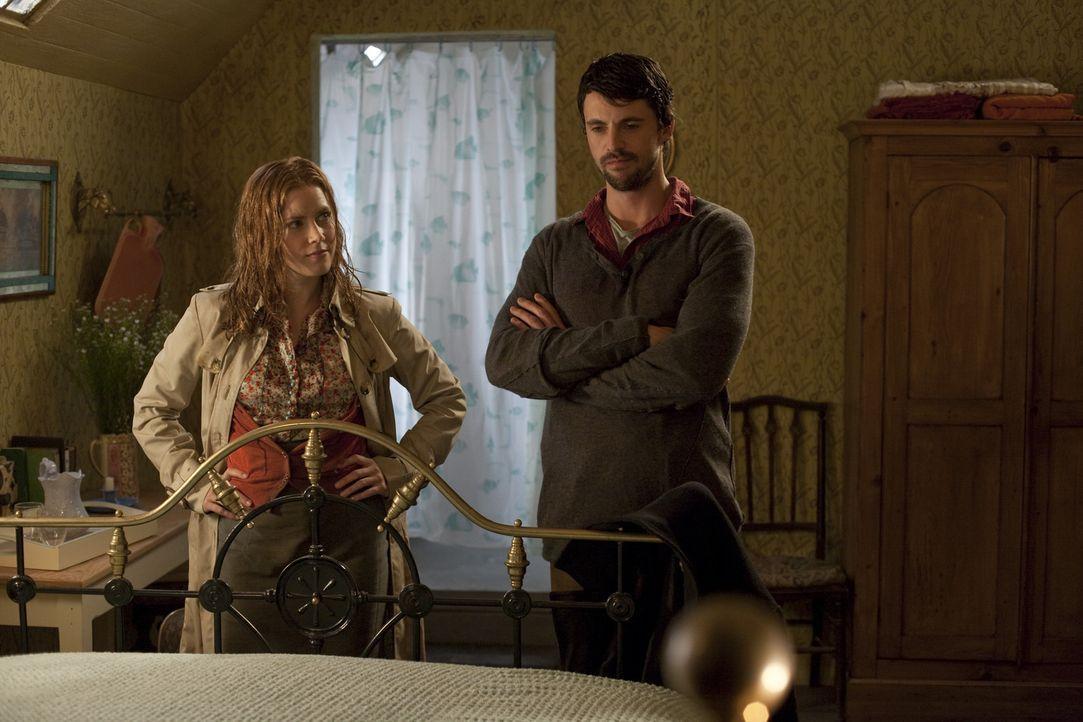 Bei den traditionellen Iren haben es Anna Brady (Amy Adams, l.) und Declan (Matthew Goode, r.) nicht leicht ... - Bildquelle: 2010 Universal Studios