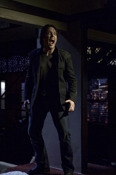 Er versucht alles, um einen Rachemord zu verhindern: Mick (Alex O'Loughlin) hat es diesmal mit gefährlichen Anhängern eines Killers zu tun ... - Bildquelle: Warner Brothers