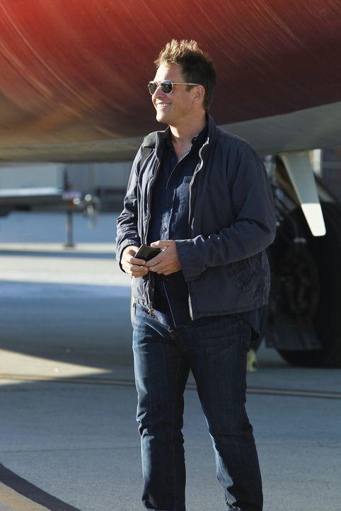Versucht, Ziva zu einer Rückkehr zum NCIS zu überreden: Tony (Michael Weatherly) ... - Bildquelle: CBS Television