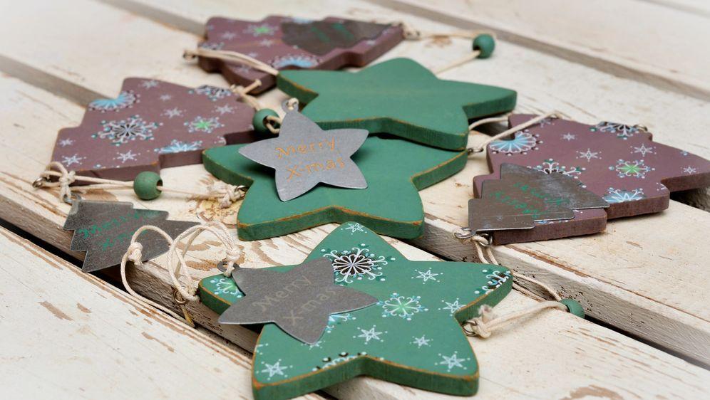 Natürlich Schön: Weihnachtsdeko Aus Holz