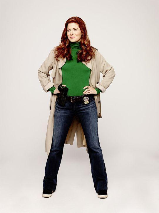 (1. Staffel) - Laura Diamond (Debra Messing) ist eine taffe Polizistin, die versucht, Karriere und ihre Familie unter einen Hut zu bringen ... - Bildquelle: Warner Bros. Entertainment, Inc.