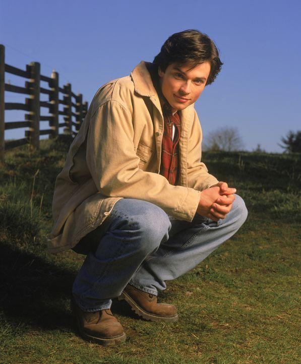 (1. Staffel) - Um seine Freunde zu beschützen, muss Clark (Tom Welling) seine Kräfte vor ihnen verheimlichen ... - Bildquelle: Warner Bros.