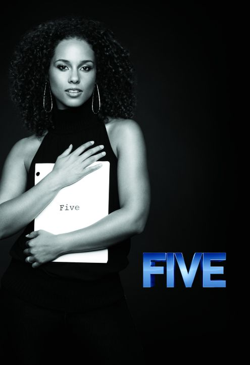 "In ""FIVE"" führte unter anderem Alicia Keys Regie. - Bildquelle: 2011 Sony Pictures Television Inc. All Rights Reserved."