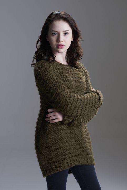 (2. Staffel) - Die mysteriöse Savannah Levine (Kiara Glasco) scheint mächtiger zu sein als angenommen ... - Bildquelle: 2015 She-Wolf Season 2 Productions Inc.