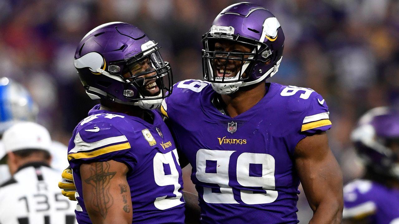 Platz 9: Minnesota Vikings - Bildquelle: 2018 Getty Images