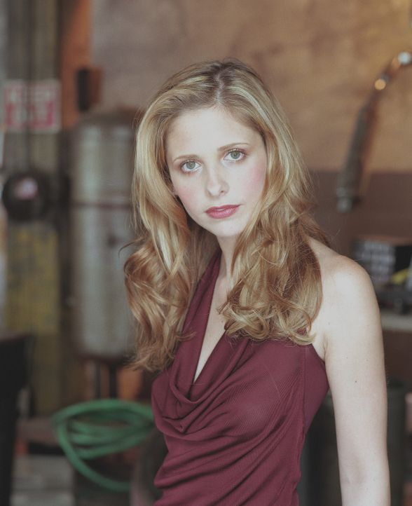 (6. Staffel) – Die hübsche Buffy (Sarah Michelle Gellar) hat mit bösen Kreaturen zu kämpfen … - Bildquelle: TM +   Twentieth Century Fox Film Corporation. All Rights Reserved.