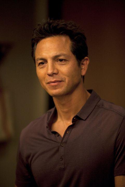 Steht Amelia mit seiner Erfahrung zur Seite: Jake (Benjamin Bratt) ... - Bildquelle: ABC Studios