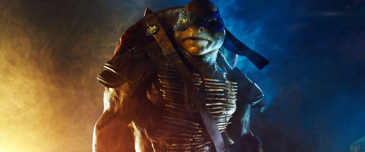 teenage-mutant-ninja-turtles-03-Paramount - Bildquelle: MMXIV Paramount Pictures