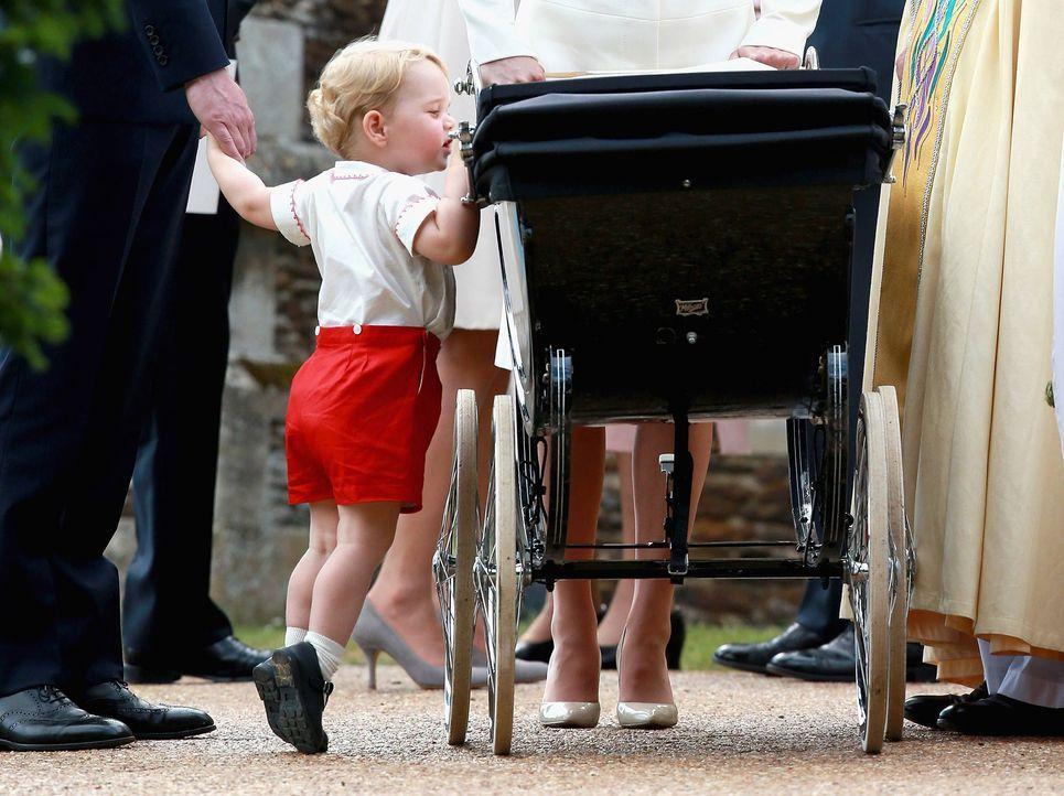 Taufe-Prinzessin-Charlotte-15-07-05-07-AFP - Bildquelle: AFP