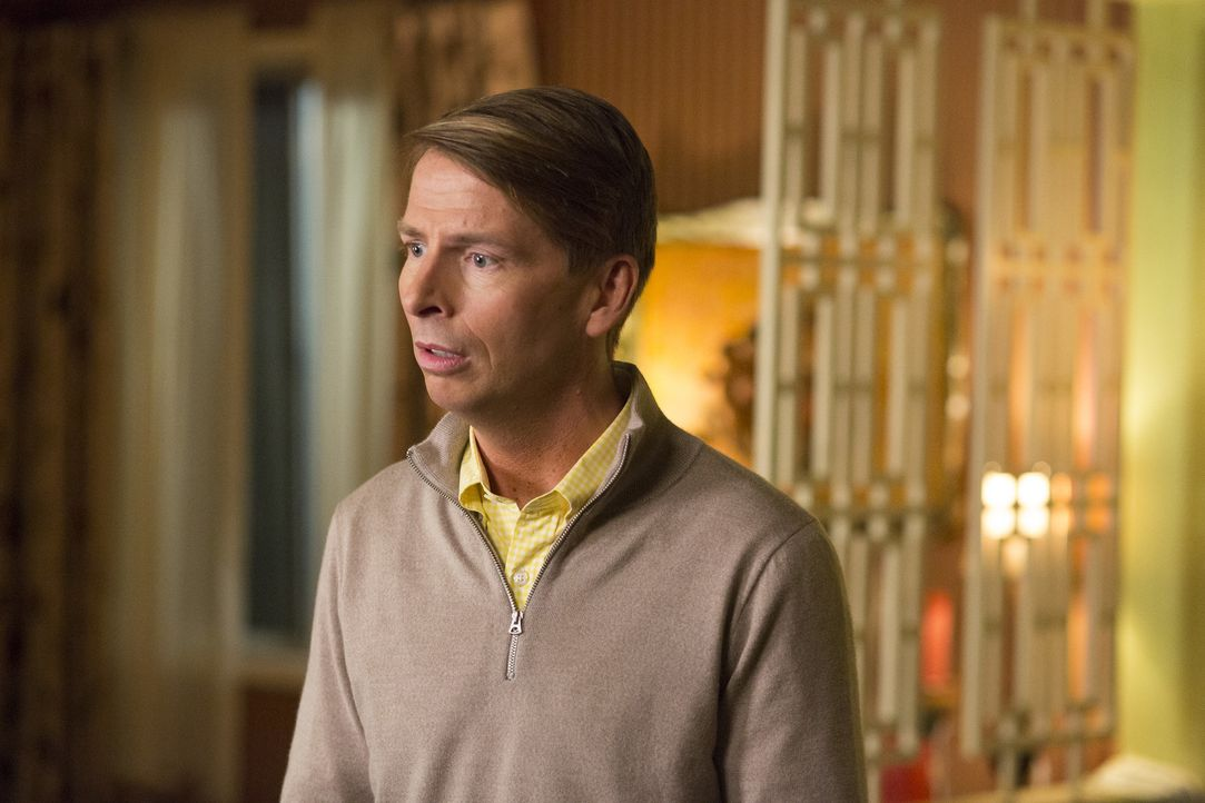 Dr. Ted Goodwin (Jack McBrayer) - Bildquelle: Michael Ansell 2017 American Broadcasting Companies, Inc. All rights reserved./Michael Ansell