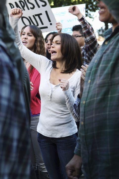 Setzt sich gegen Pauls Vorhaben ein: Susan (Teri Hatcher)  ... - Bildquelle: ABC Studios