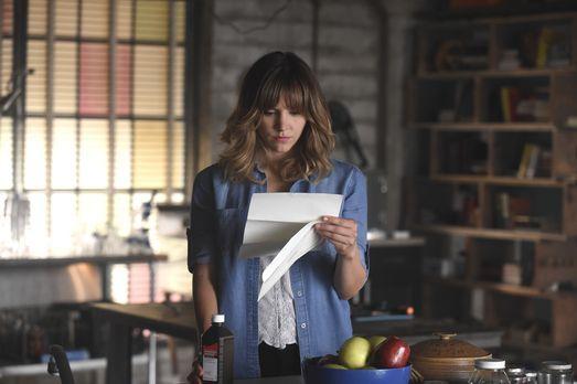 Scorpion - Ein einzelner Brief sorgt bei Paige (Katharine McPhee) für einige...