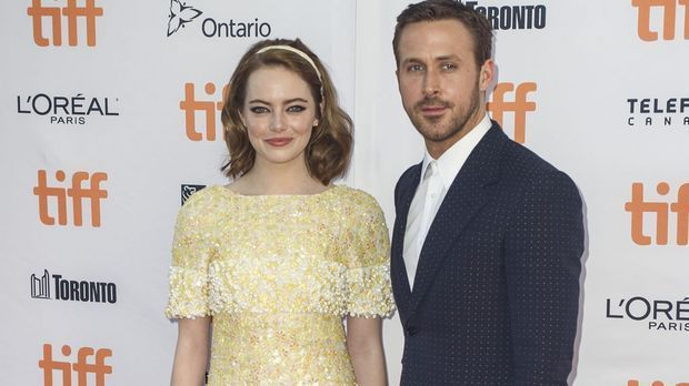 Die Liebesgerüchte um Emma Stone und Ryan Gosling halten sich hartnäckig!
