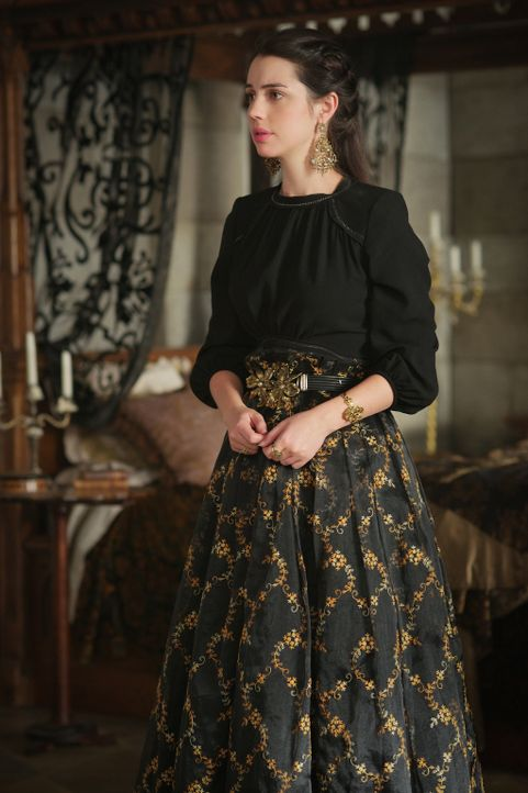 Mary (Adelaide Kane) wagt einen gefährlichen Schritt, bei dem sie sich auf Gideons Vertrauenswürdigkeit verlassen muss. Wird ihr das zum Verhängnis?... - Bildquelle: Sven Frenzel 2016 The CW Network, LLC. All rights reserved.