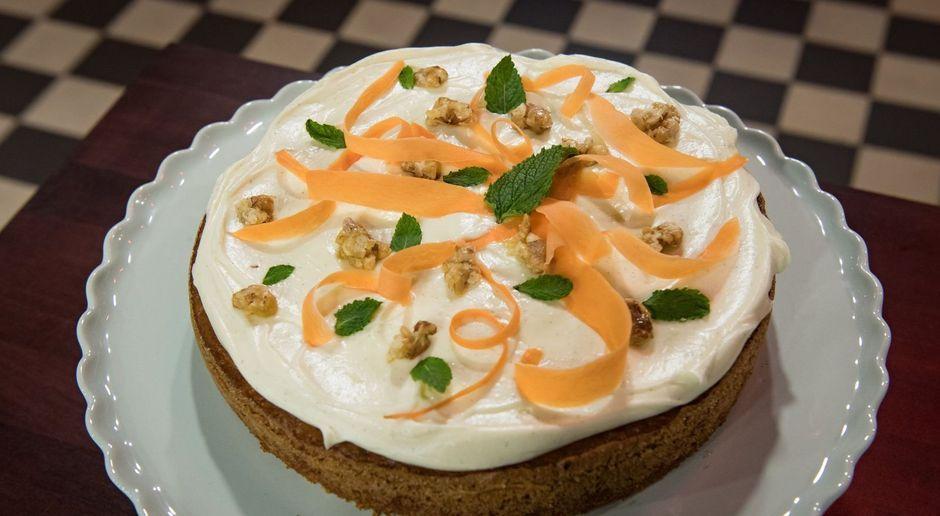 Das Grosse Promibacken Video Rezept Jasmins Vitamin A Kuchen 7tv
