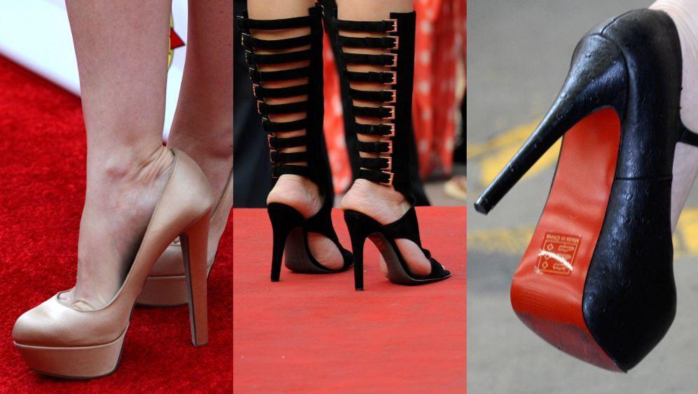 Fashion: High Heels tragen