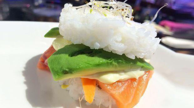 GoG Sushi-Burger