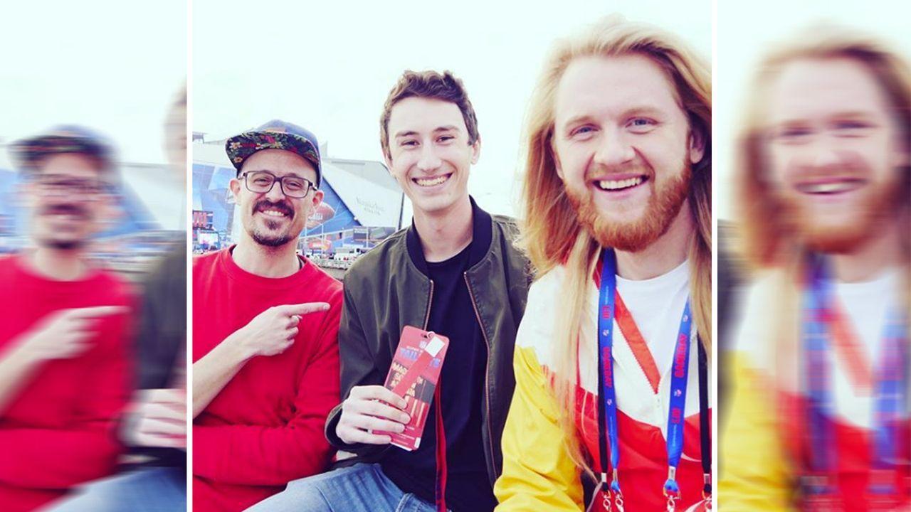 GEWINNER: Student Timo - Bildquelle: instagram.com/ransport