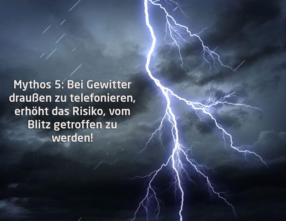 mYTHOS-5-Gewitter - Bildquelle: Jürgen Fälchle - Fotolia
