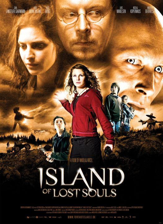Island of Lost Souls - Plakatmotiv