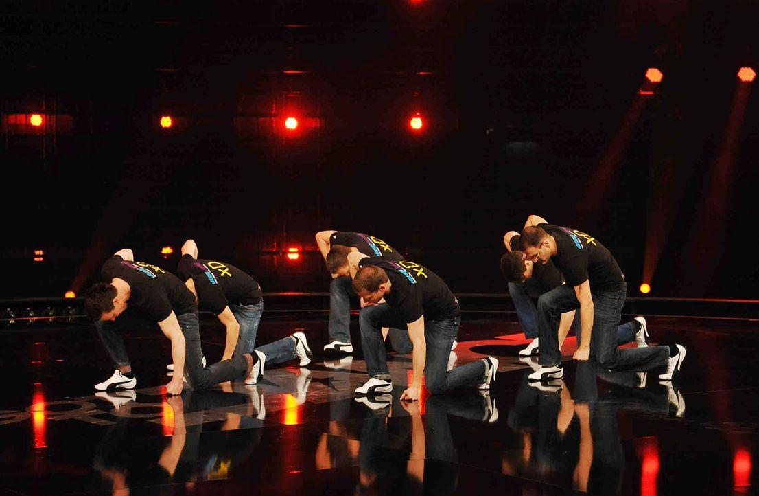 Got-To-Dance-Jump-Jump-06-SAT1-ProSieben-Willi-Weber - Bildquelle: SAT.1/ProSieben/Willi Weber