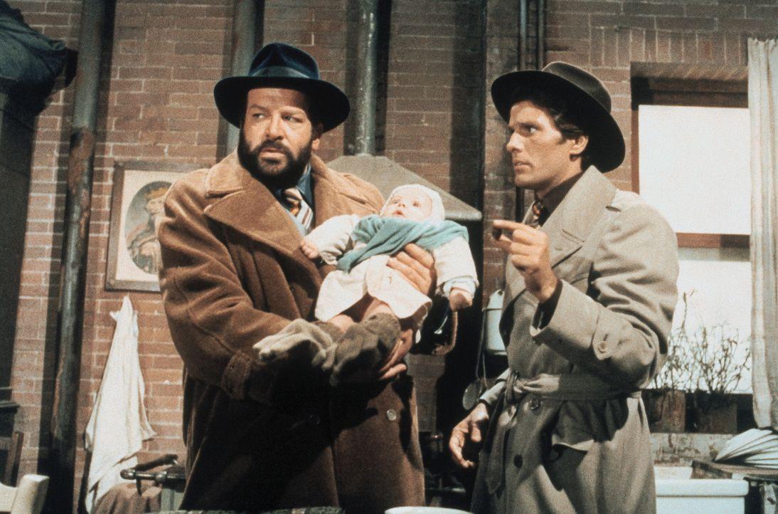 Haben eine Menge Probleme: Charlie (Bud Spencer, l.) und Sonny (Giuliano Gemma, r.) ... - Bildquelle: BetaFilm