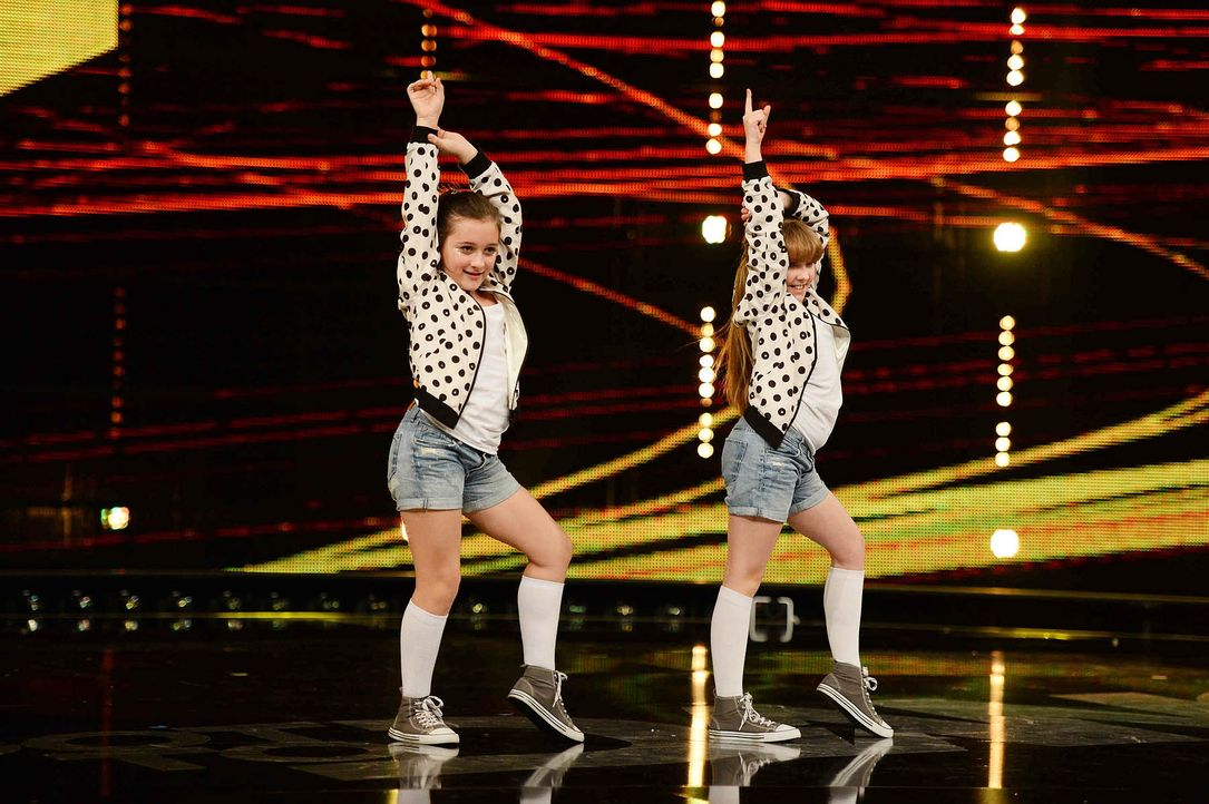 Got-To-Dance-Delia-Viktoria-10-SAT1-ProSieben-Willi-Weber - Bildquelle: SAT.1/ProSieben/Willi Weber