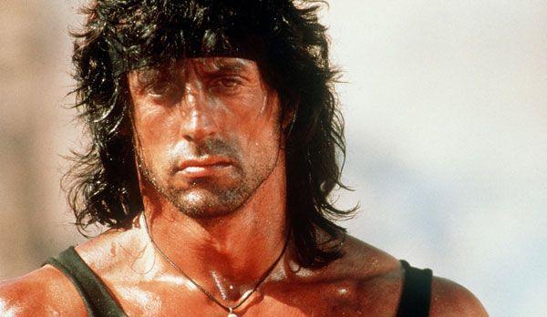 Platz 4: Rambo - Bildquelle: dpa