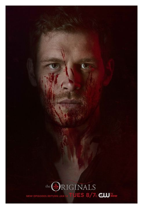 The Originals: Klaus - Bildquelle: Warner Bros. Entertainment Inc.